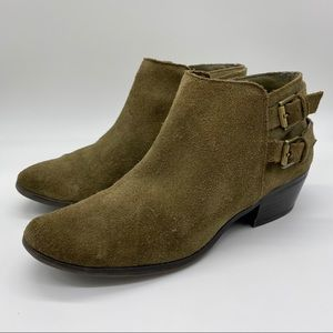 Sam Edelman Petal Zip Up Booties